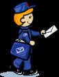 手紙,はがき,郵便局